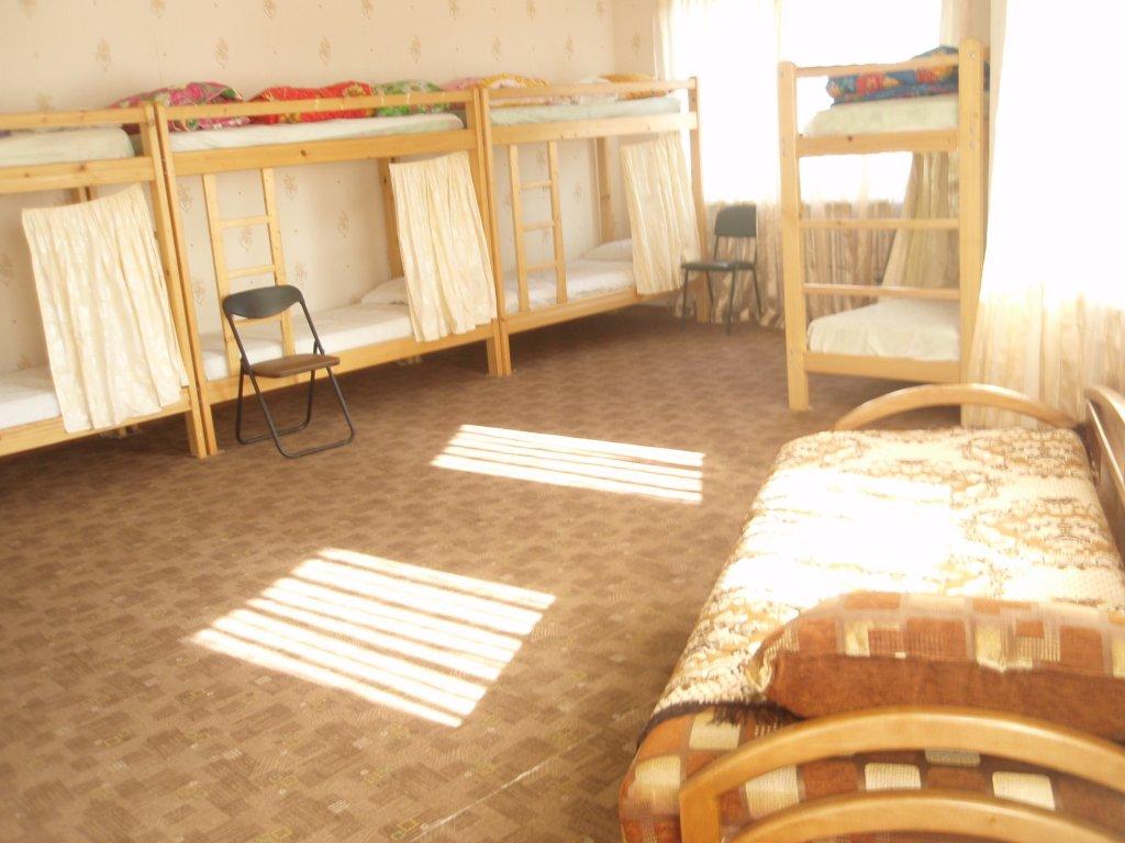 Хостел на Залесской Кровати в общем номере
