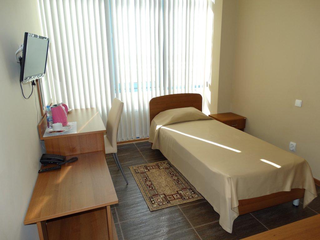 Отель Агропарк Улучшенные номера