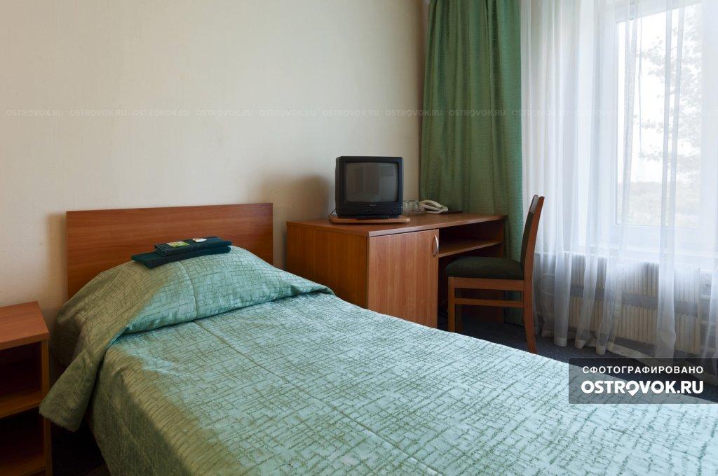 Гостиница Байкал Номера категории Эконом
