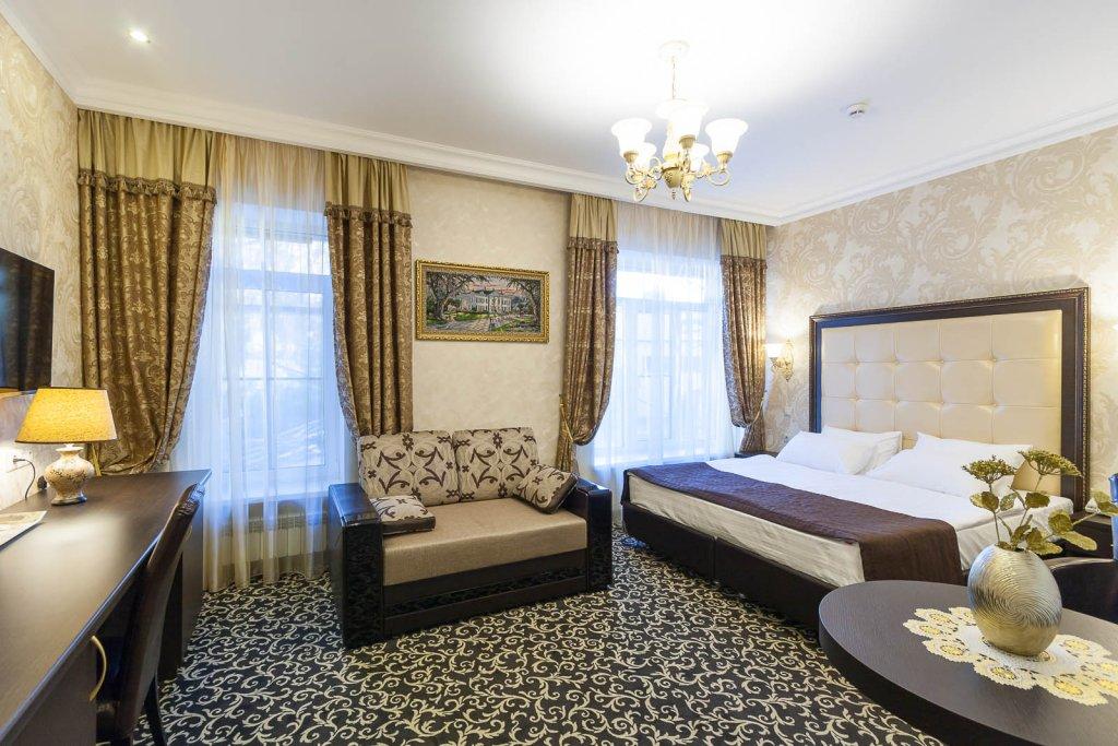 Отель Bellagio Апартаменты