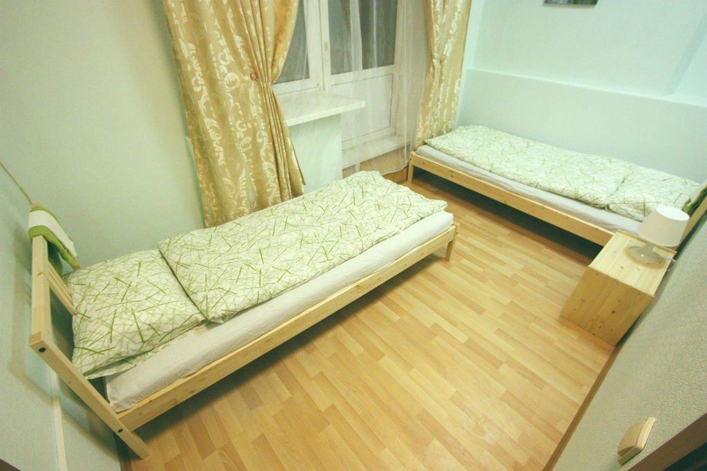 Ах-Отель На Комсомольской Номера с общей ванной комнатой