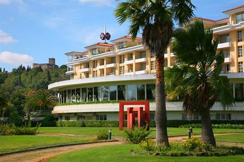Hotel Dos Templarios, Томар