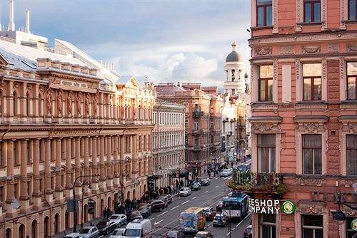 Октавиана Отель, Санкт-Петербург