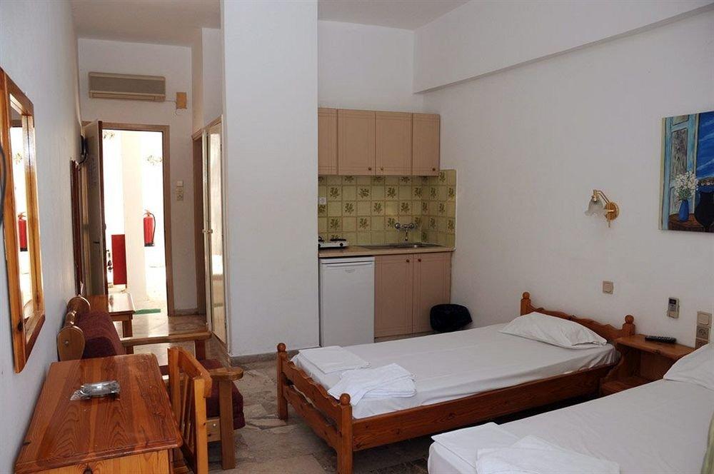 Однокомнатная квартира в остров Порос