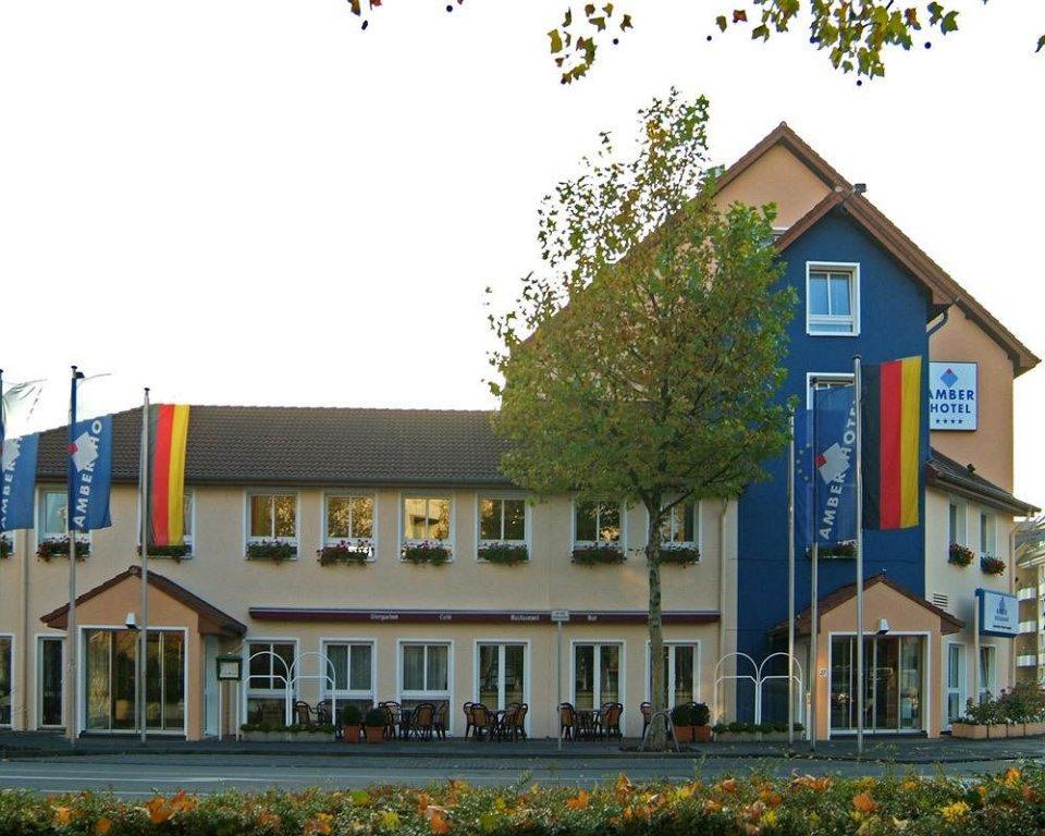 AMBER HOTEL Hilden / Düsseldor, Хильден