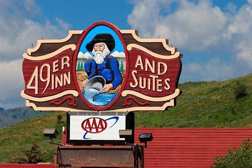 Quality Inn & Suites 49'er, Тетон Виллидж
