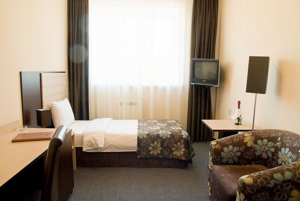 Ильмар-Сити Отель Стандартные номера