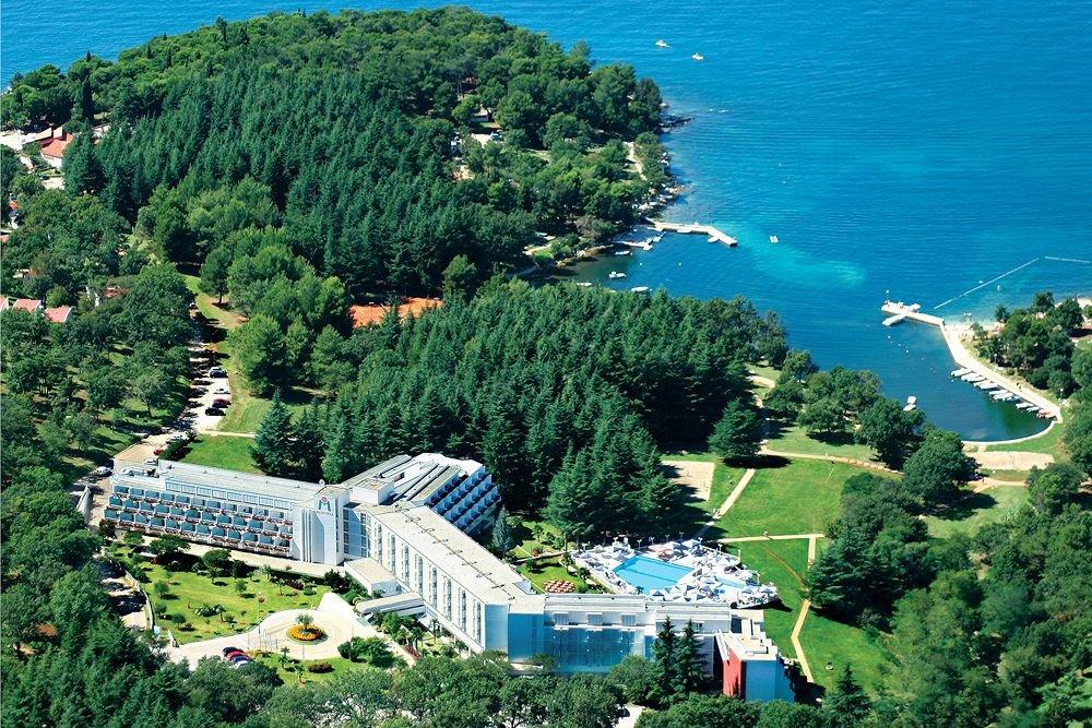 Хорватия пореч отели