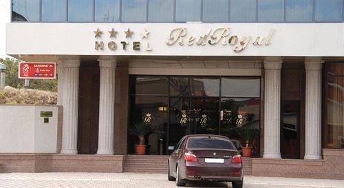 Отель Red Royal, Краснодар