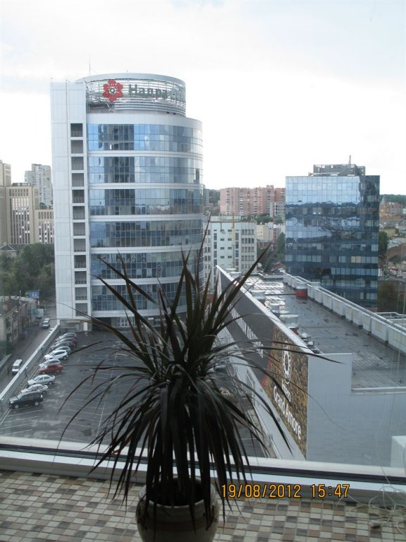Апарт-отель Мост Сити