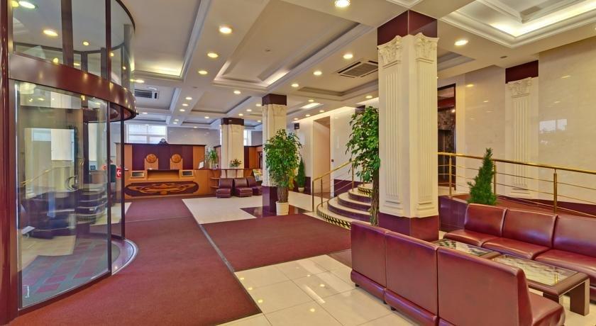 Гостиница Варшава, Москва