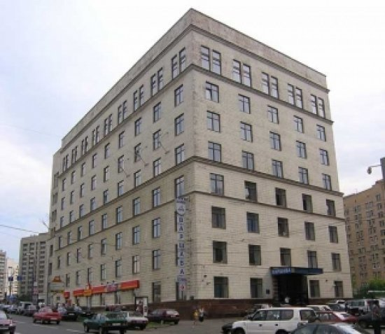 Гостиница Варшава