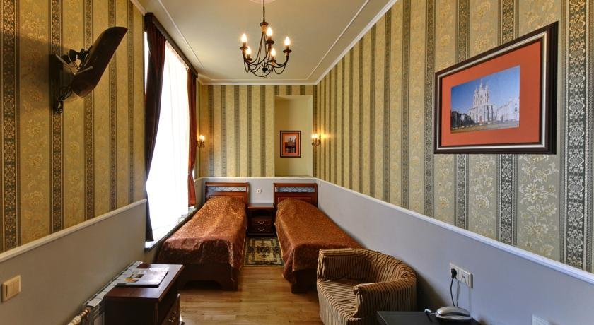 Pogostite.ru - КЛАССИК МК - Classik Hotel | м. Лиговский проспект#12