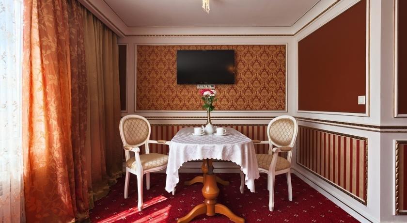 Гостиница Москвич, Москва