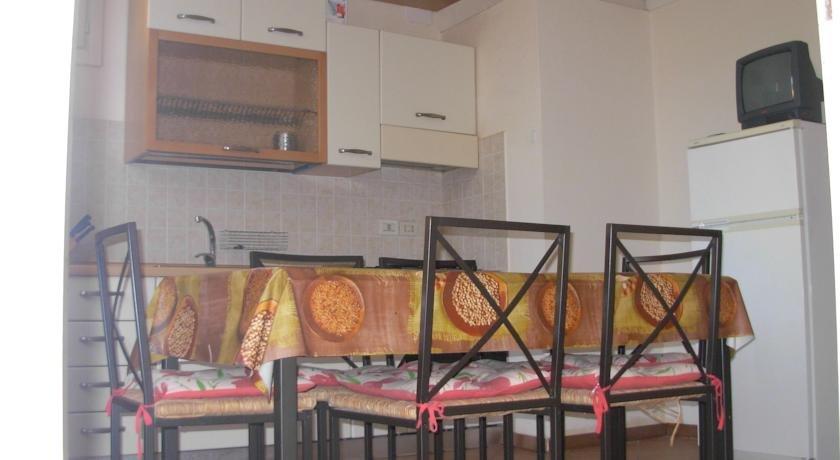 San Cirillo Appartamenti, Монелья