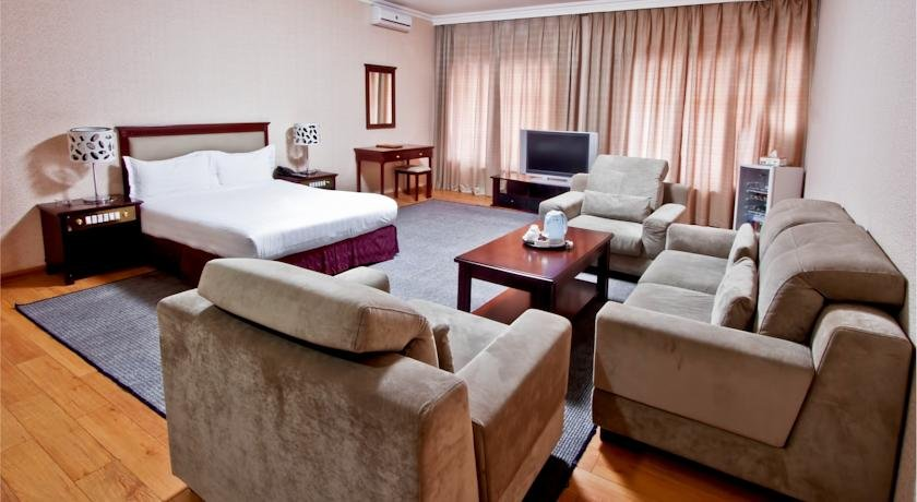 Amure Hotel, Улан-Батор