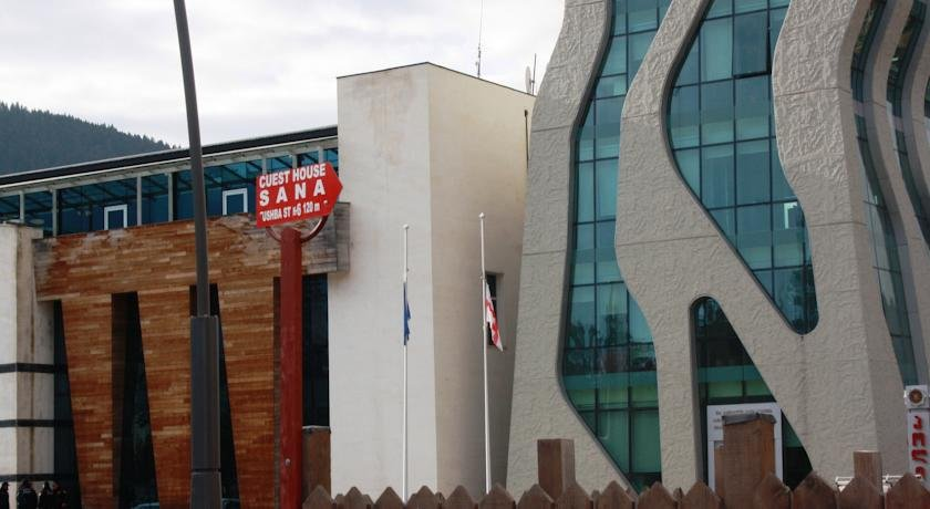 Sana Guest House, Эльбрус