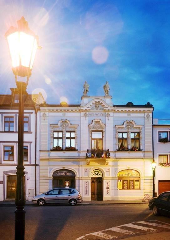 Penzion Domov Kroměříž