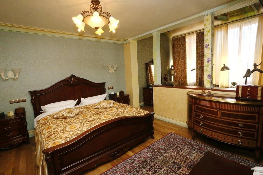Отель Buen Retiro Hotel Люксы