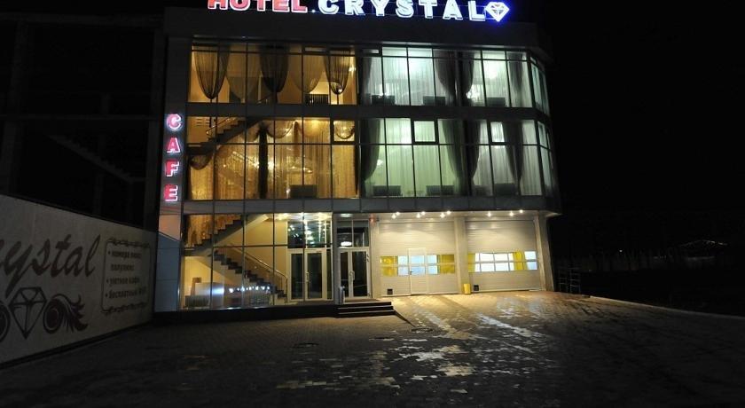 Отель Кристалл, Краснодар
