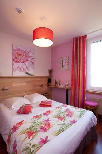 Hotel Logis Beauséjour Стандартные номера