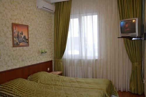 Отель ЛЭНСиС Улучшенные номера
