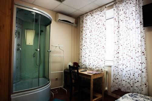 Хостел Русланд Уфа Кровати в общем номере