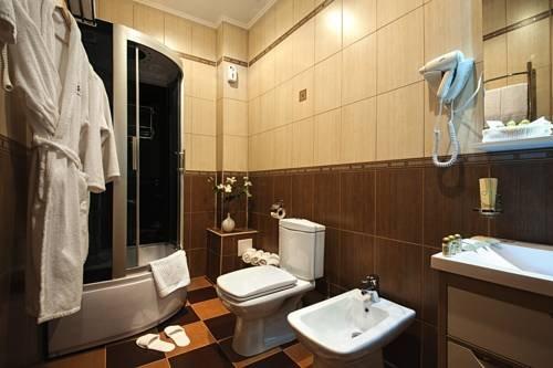 Отель Моцарт Студии Делюкс