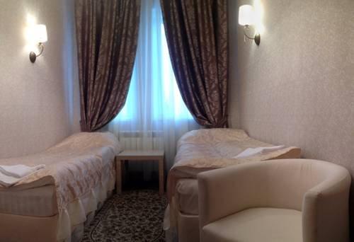 Отель Гравор Улучшенные номера