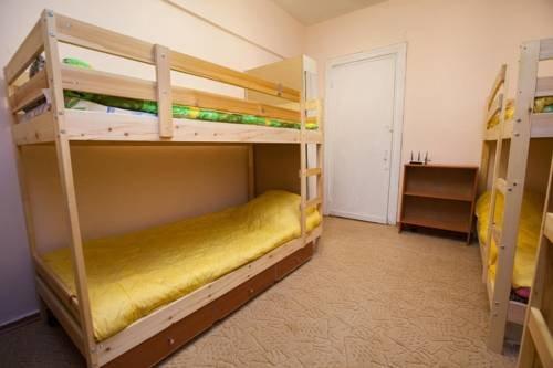 Хостел Алексеево-2 Кровати в женском общем номере