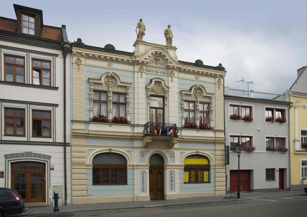 Penzion Domov Kroměříž, Кромериц