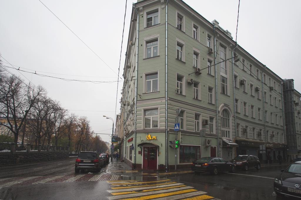 гостиницы на молодежной москва