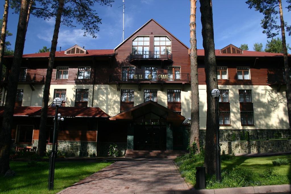 Парк-отель Грааль Кемерово