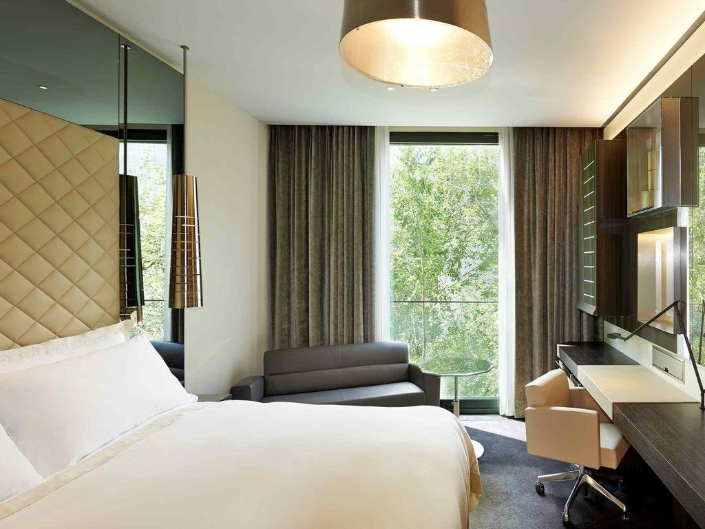 Excelsior Hotel Gallia - Luxur Номера категории Премиум