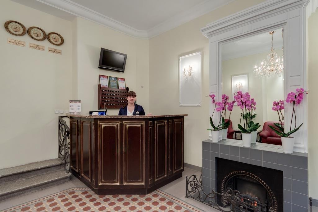 Атриум Отель, Санкт-Петербург