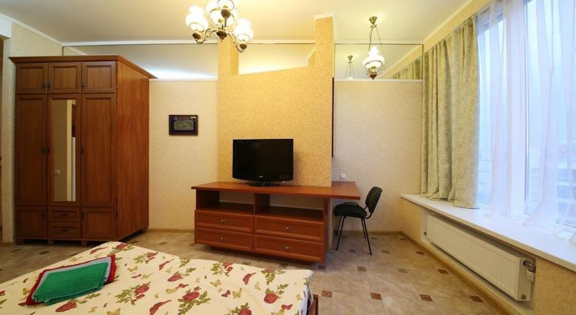 Апартаменты My Stay Мост Сити, Днепропетровск