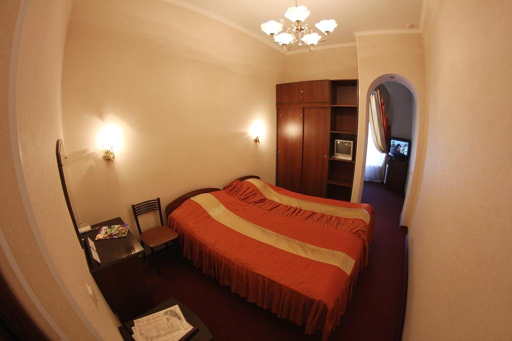 Мини-гостиница Роял Антарес Люксы