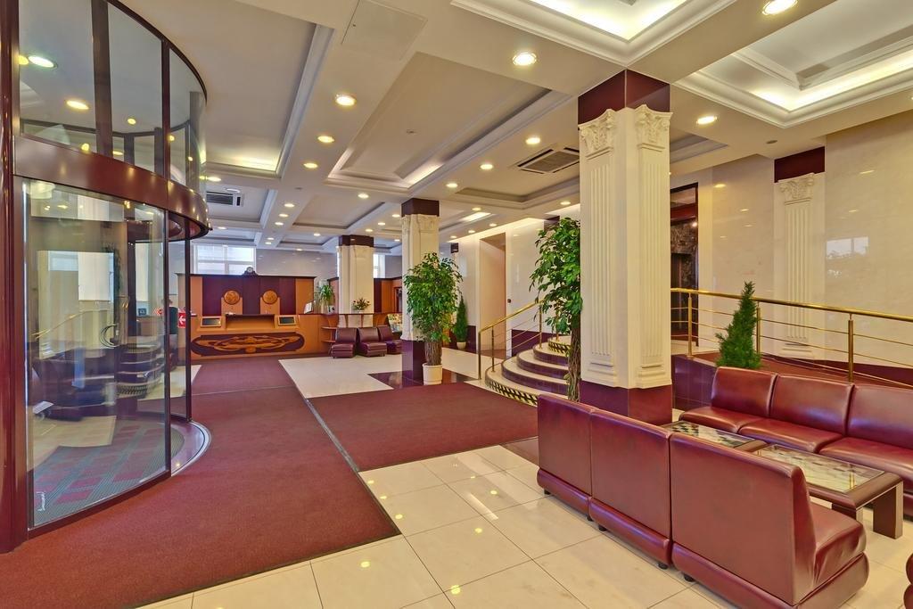 Гостиница Варшава Улучшенные номера