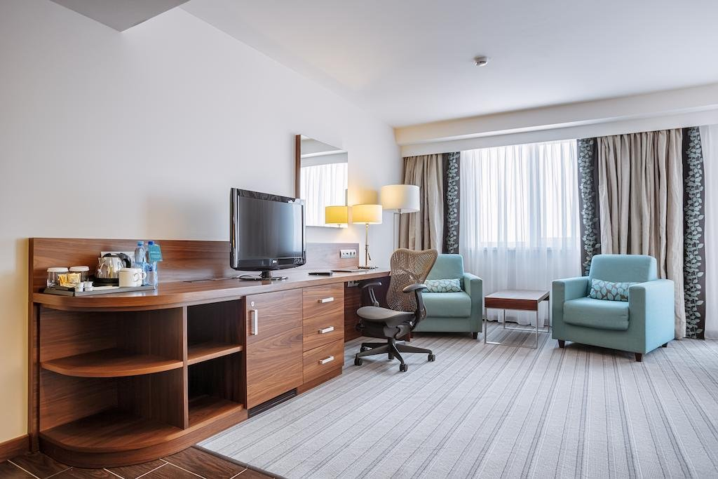 Hilton Garden Inn Krasnodar Стандартные номера