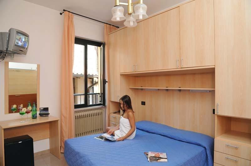 Hotel Ristorante Commercio Стандартные номера
