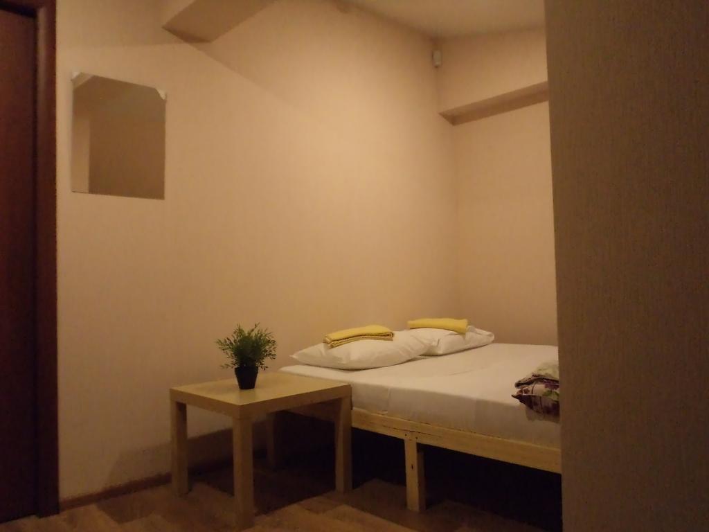Хостел Green Point Номера с общей ванной комнатой