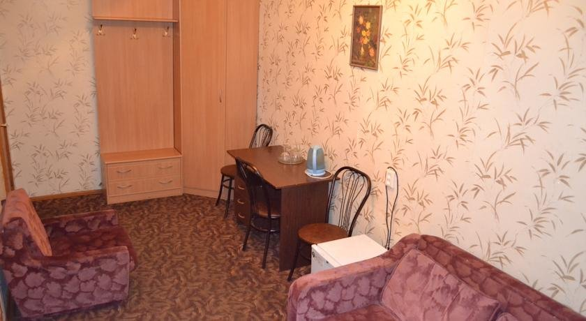 Гостиница ВВЦ, Москва