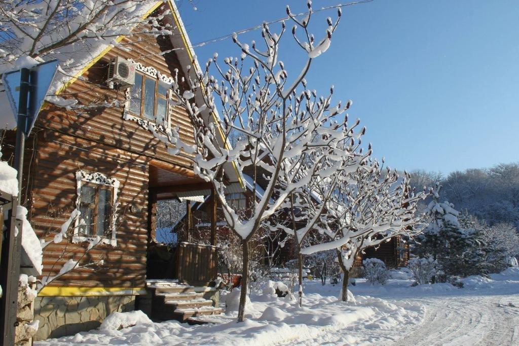 Туристический комплекс горная деревня республика адыгея, фото 5