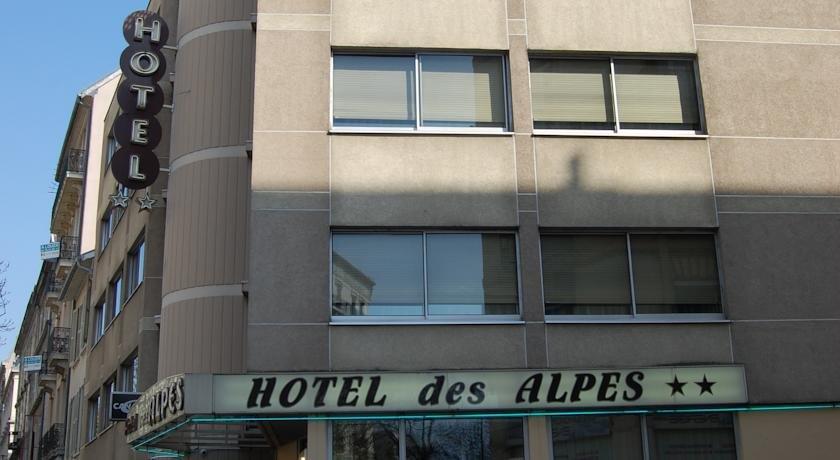 Hôtel des Alpes, Гренобль