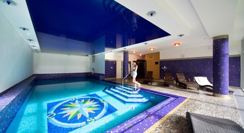 Spa Hotel St. Moritz, Локет