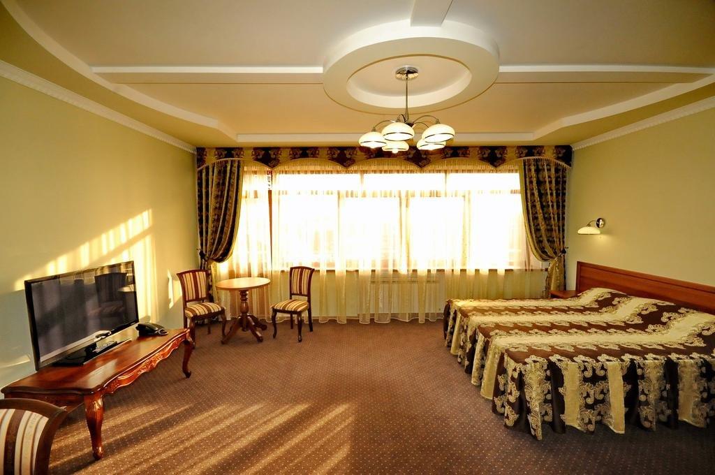 Отель Мальдини Люксы