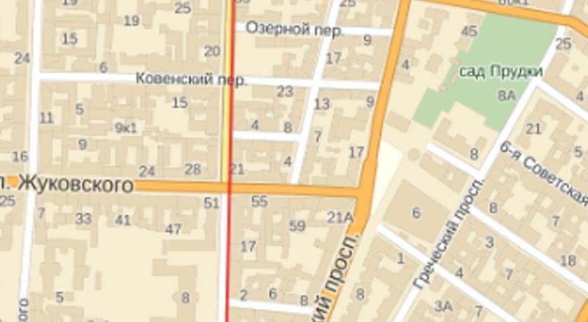 Хостел Преображенский, Санкт-Петербург