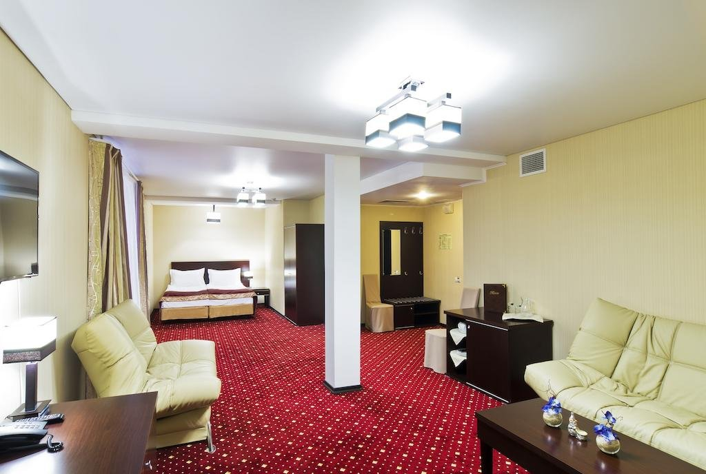 Отель Давыдов Люксы
