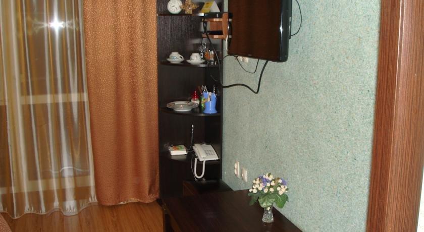 Северный Отель, Ухта