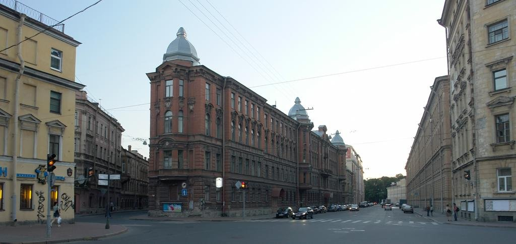 Pogostite.ru - Огниво | Санкт-Петербург | река Нева | трансфер |#19